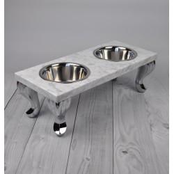 Bufet dla psa LUDWIK - Carrara