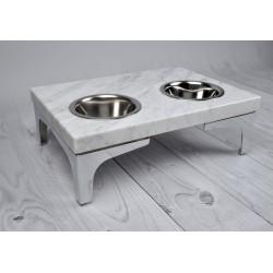 Bufet dla psa CLASSIC MODERN - Carrara